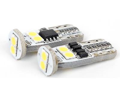 LED žarnice 9-16V, 6xSMD, 1.5W/130Lm, CANBUS, 2 kosa, 12 mesečna garancija, PREMIUM
