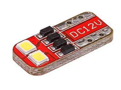 LED žarnice T10-W5W, 10-14V, 2xSMD, 2 kosa, 12 mesečna garancija