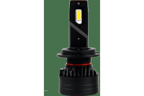 LED žarulja H7, F3 + modul otpora, 6500K, 10000Lm, 2 komada