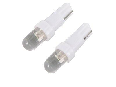 LED žarulje 12V, LED FLUX, bijela, 2 komada