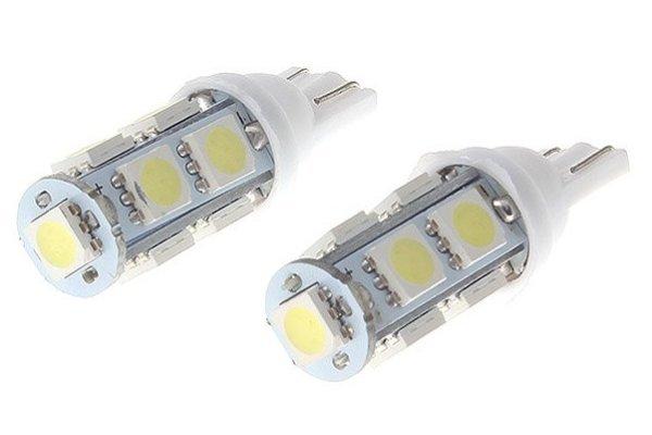 LED žarulje 70151 - 12V, 9xSMD, bijela, 2 komada