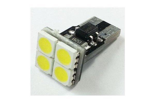 LED žarulje 70179 - W5W/T10, 12V, 4xSMD, bijela, 2 komada