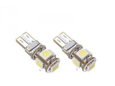 LED žarulje 70182 - 12V, 5xSMD, bijela, 2 komada