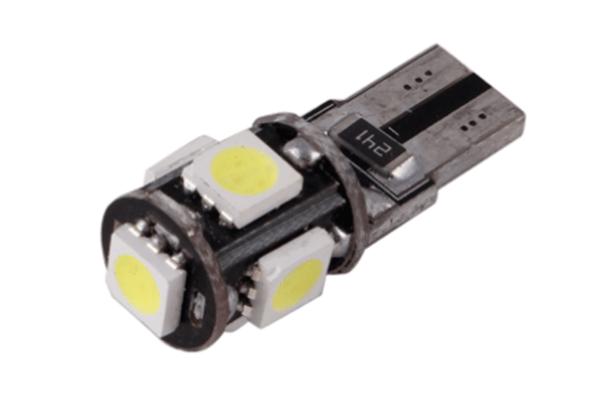 LED žarulje 9-16V, 1xSMD, 60Lm, 2 komada, 12 mjeseci garancija, PREMIUM