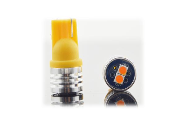 LED žarulje T10, 9-16V, 2xSMD, 1.5W/130Lm, 2 komada, 12 mjeseci garancija, PREMIUM