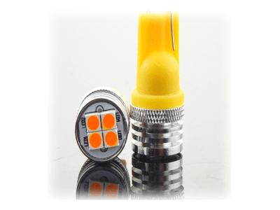 LED žarulje T10, 9-16V, 4xSMD, 1.5W/130Lm, 2 komada, CANBUS,12 mjeseci garancija, PREMIUM