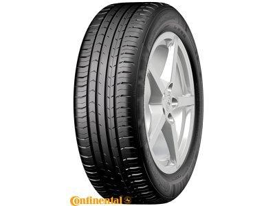 Letne pnevmatike CONTINENTAL ContiPremiumContact 5 225/55R17 101Y XL