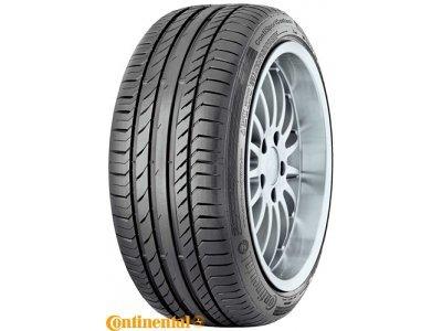 Letne pnevmatike CONTINENTAL ContiSportContact 5 SUV 255/40R20 101W XL DOT3117