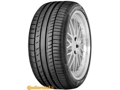 Letne pnevmatike CONTINENTAL ContiSportContact 5P 265/35R21 101Y FR XL T0