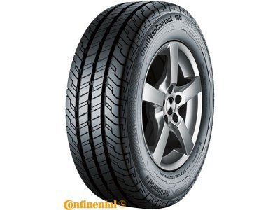 Letne pnevmatike CONTINENTAL ContiVanContact 100 195/60R16C 99/97H