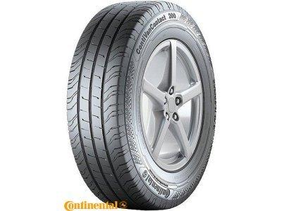 Letne pnevmatike CONTINENTAL ContiVanContact 200 225/55R17C 109/107H