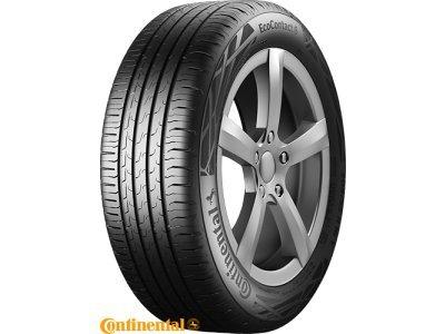 Letne pnevmatike CONTINENTAL EcoContact 6 195/65R15 91V