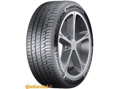 Letne pnevmatike CONTINENTAL PremiumContact 6 245/50R18 100Y