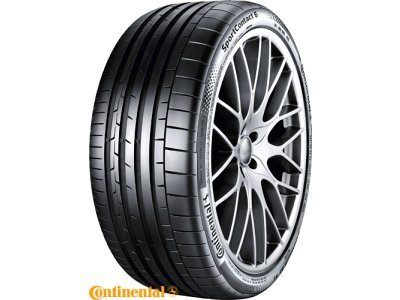 Letne pnevmatike CONTINENTAL SportContact 6 245/30R19 89Y XL FR