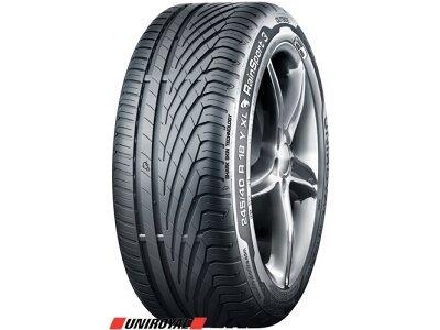 Letne pnevmatike UNIROYAL RainSport 3 SUV 255/50R19 107Y XL