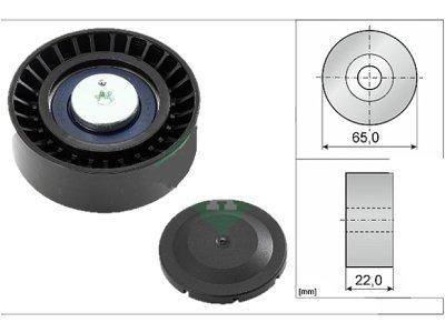 Ležaj mikro jermena RC312-00 - Hyundai