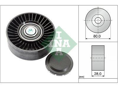 Ležaj mikro remena 532051510 - BMW Serije 1 04-11