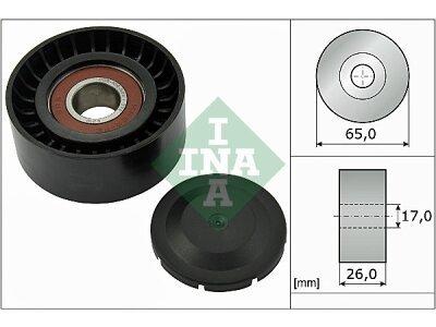 Ležaj mikro remena 532055710 - Porsche Panamera 09-