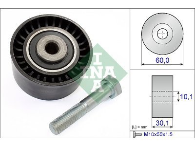 Ležaj zobatega jermena Nissan Micra 93-03