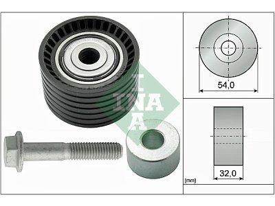 Ležaj zubatog remena 532065410 - Nissan Primastar 02-10