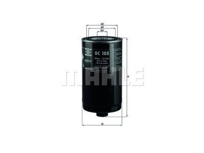 Ölfilter 111022 - VW