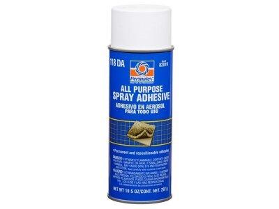 Ljepilo u spreju za obložene dijelove i tepihe Permatex, 311 g