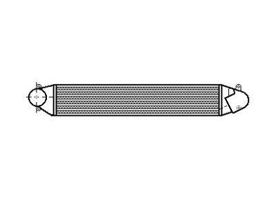 Luftkühler SEAT Alhambra 01-10