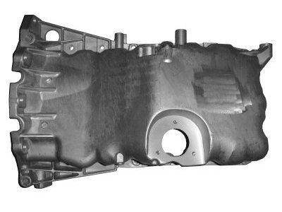 Ölwanne Audi A4 00- 1.8T mit der Sensor, die Sensoren