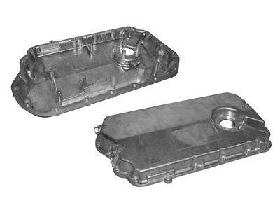 Ölwanne Audi A4 00- 3.0 mit der Sensor, die Sensoren