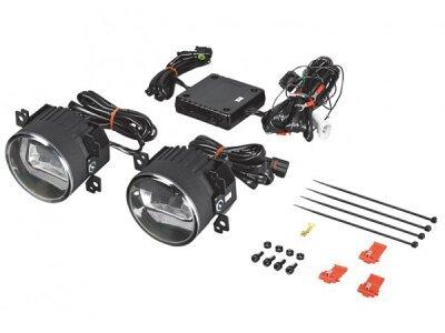 Maglenke (kit) LEDriving  F1, Start-Stop, Osram 6000K