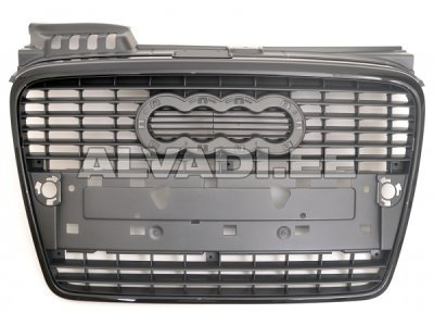 Maska Audi A4 04- crna