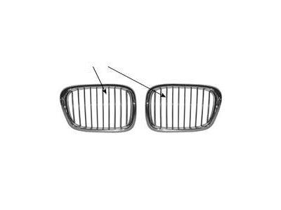 Maska BMW E39 00-03