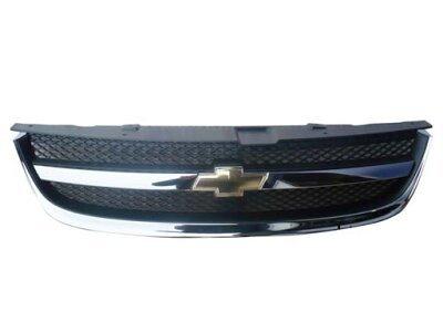 Maska Chevrolet Lacetti 05- krom/crna