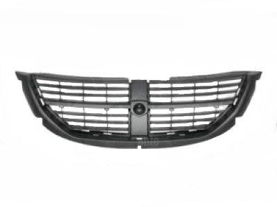 Maska (crna) Dodge Caravan 05-