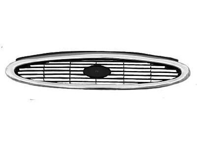 Maska Ford MONDEO 96-00 kromirana