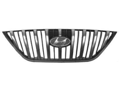 Maska Hyundai Elantra 04- krom