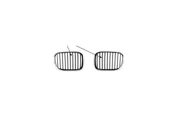Maska Krom BMW E39 95-00