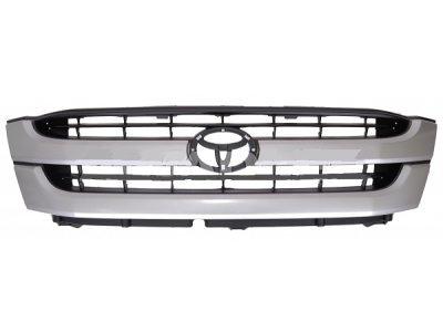 Maska Toyota Hilux 01-05 siva