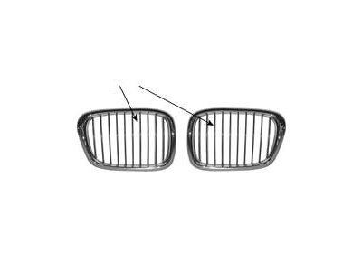 Maske BMW E39 00-03