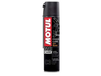 Mazivo Spray Motul Chain Lube Off Road 400 ml