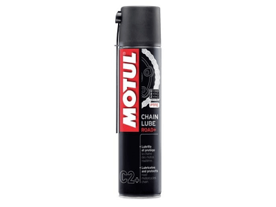 Mazivo Spray Motul Chain Lube Road Plus 400 ml