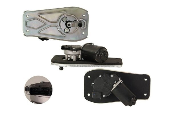 Mechanismus mit Motor für Wischerachse Peugeot Partner 02-