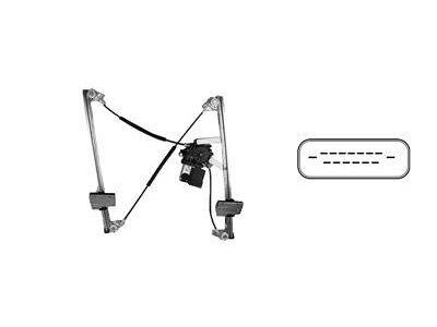 mechanismus scheibe Ford Galaxy -00