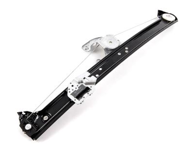 Mehanizam podizaća stakla BMW X5 99-06, bez motoriča, natrag