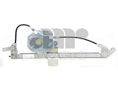 Mehanizam podizača stakla Smart Fortwo 07-