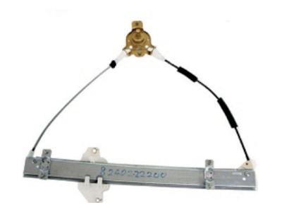 Mehanizam stakla Hyundai Accent 94-97, HB/3 vrata, ručni pomik