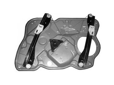 Mehanizam stakla + panelna ploča Škoda Octavia 04-