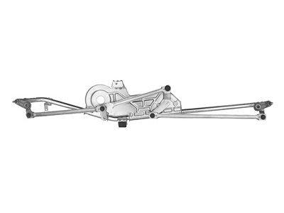 Mehanizem brez motorja za metlice brisalcev Volkswagen Sharan 95-10