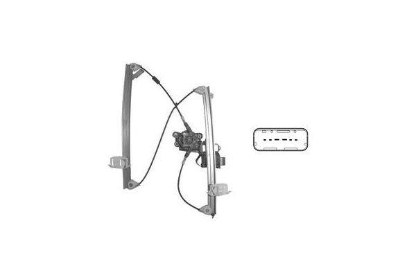 Mehanizem dviga stekla Citroen Xsara 00-