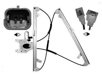 Mehanizem dviga stekla Citroen Xsara Picasso 99-
